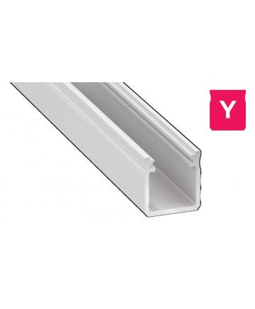 Προφίλ αλουμινίου LED EL DEEP Y Λευκό