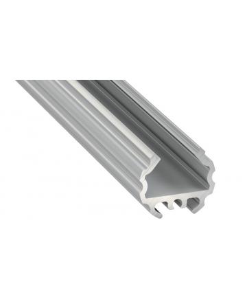 Προφίλ αλουμινίου LED EL MICO Silver