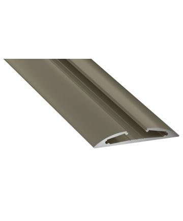 Προφίλ αλουμινίου LED EL RETO INOX