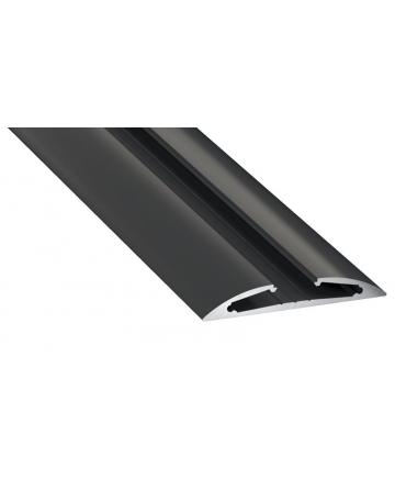 Προφίλ αλουμινίου LED EL RETO Μαύρο