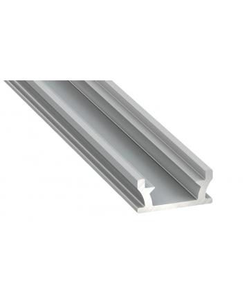 Προφίλ αλουμινίου LED EL TERRA Silver
