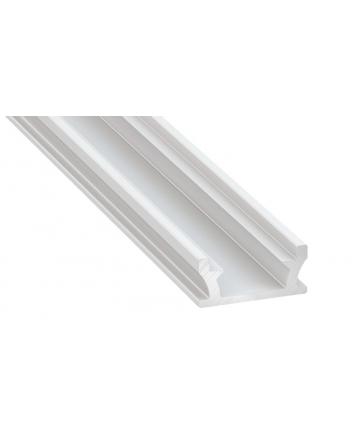Προφίλ αλουμινίου LED EL TERRA Λευκό