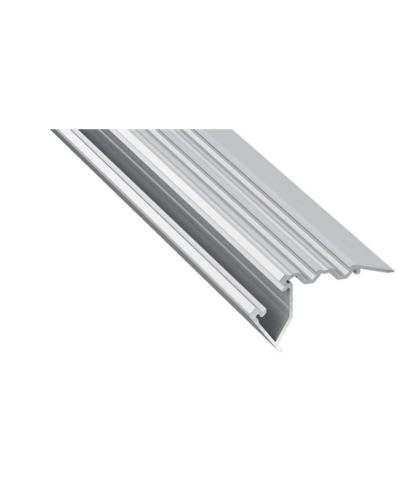 Προφίλ αλουμινίου LED EL SCALA Silver