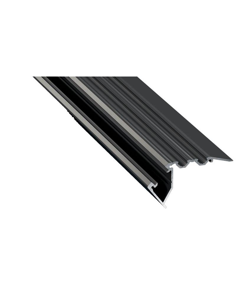 Προφίλ αλουμινίου LED EL SCALA Μαύρο