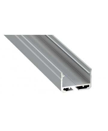 Προφίλ αλουμινίου LED EL SILEDA Silver