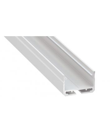 Προφίλ αλουμινίου LED EL SILEDA Λευκό