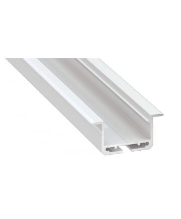 Προφίλ αλουμινίου LED EL inSILEDA Λευκό