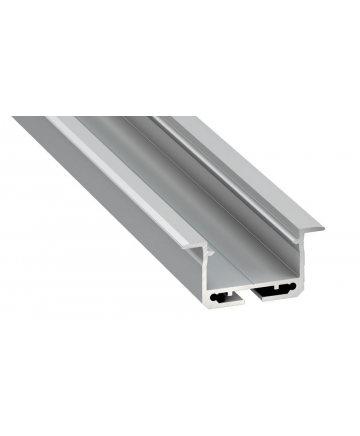 Προφίλ αλουμινίου LED EL inSILEDA Silver