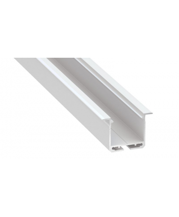 Προφίλ αλουμινίου LED EL inDILEDA Λευκό