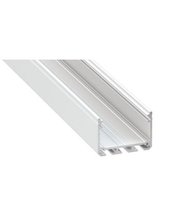 Προφίλ αλουμινίου LED EL ILEDO Silver