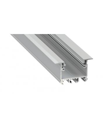 Προφίλ αλουμινίου LED EL inTALIA Silver