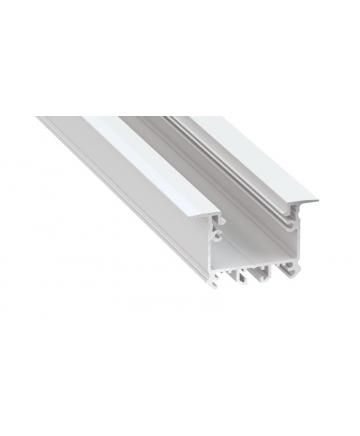 Προφίλ αλουμινίου LED EL inTALIA Λευκό
