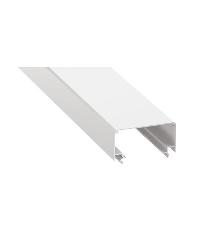 Προφίλ τοποθέτησης LARGO M2 Silver