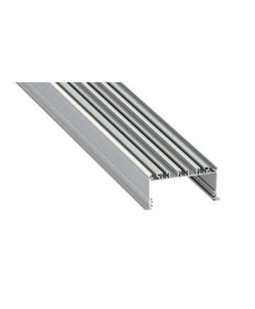 Προφίλ αλουμινίου LED EL inLARGO Silver