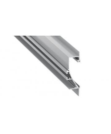 Προφίλ αλουμινίου LED EL TIANO Silver