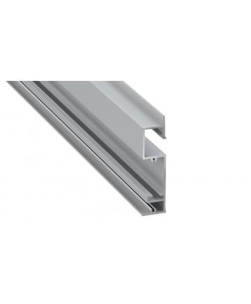 Προφίλ αλουμινίου LED EL FLARO Silver