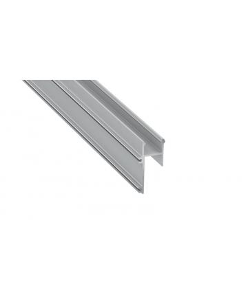 Προφίλ αλουμινίου LED EL APA 12 Silver