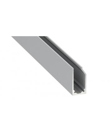 Προφίλ αλουμινίου LED EL I6 Silver