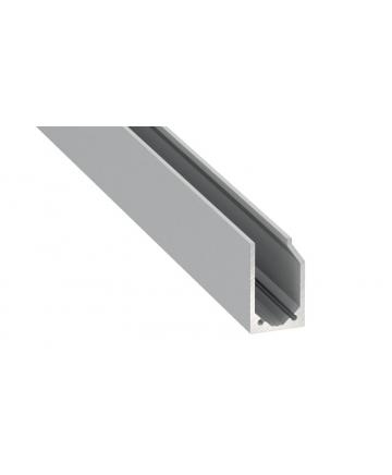 Προφίλ αλουμινίου LED EL I10 Silver