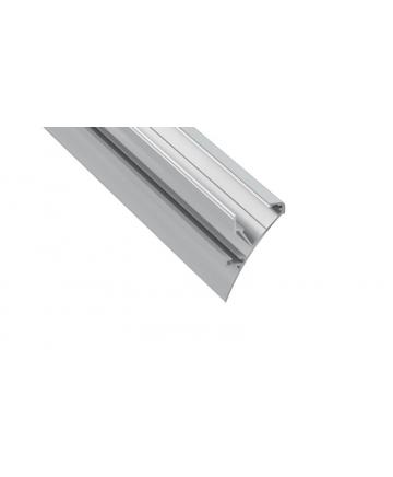 Προφίλ αλουμινίου LED EL LOGI Silver
