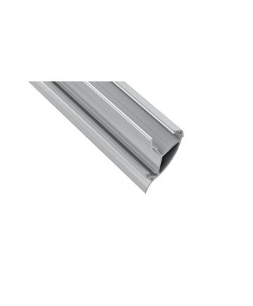 Προφίλ αλουμινίου LED EL CONVA Silver