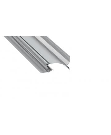 Προφίλ αλουμινίου LED EL TOPO Silver