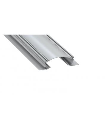 Προφίλ αλουμινίου LED EL VEDA Silver
