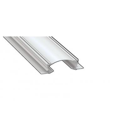 Προφίλ αλουμινίου LED EL VEDA Λευκό