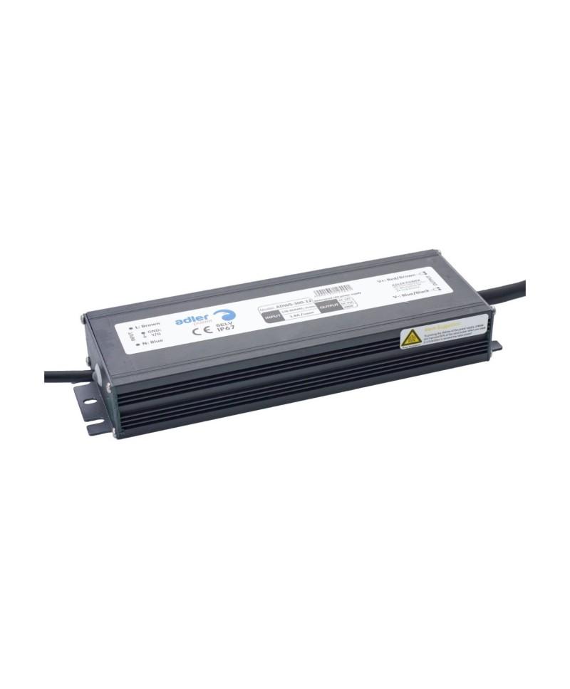 Τροφοδοτικό LED ΣΤΕΓΑΝΟ IP68 300W