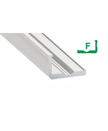 Προφίλ αλουμινίου LED TYPE F ECO