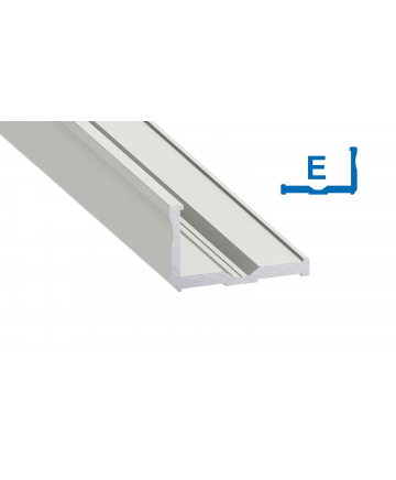 Προφίλ αλουμινίου LED TYPE E ECO