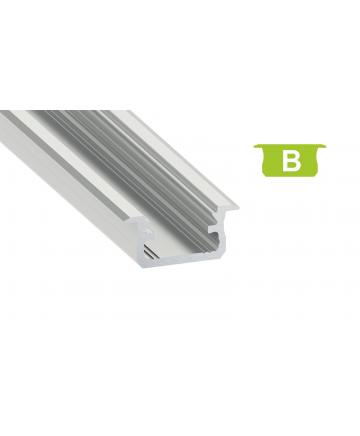 Προφίλ αλουμινίου LED EL MORTICE B
