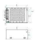 Τροφοδοτικό LED IP20 25W ADL-25-12