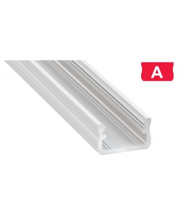 Προφίλ αλουμινίου LED EL Surface A Λευκό