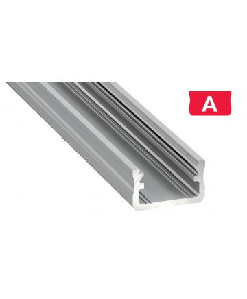 Προφίλ αλουμινίου LED El Surface A Silver