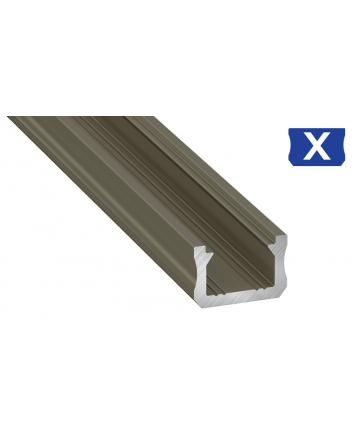 Προφίλ αλουμινίου LED EL SLIM X INOX